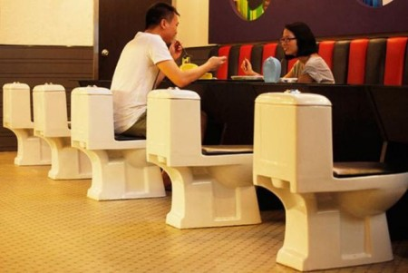 Bathroom Restaurant