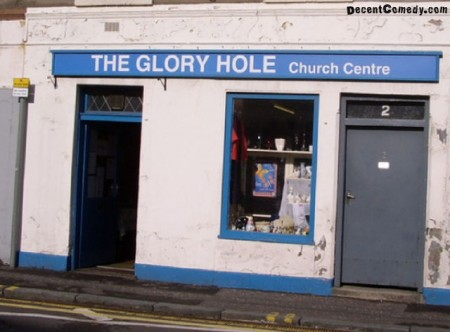 The Glory Hole