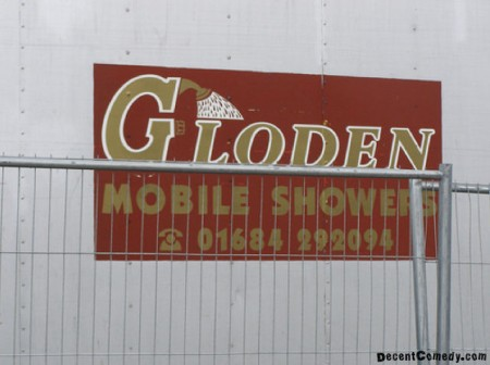 Gloden Showers