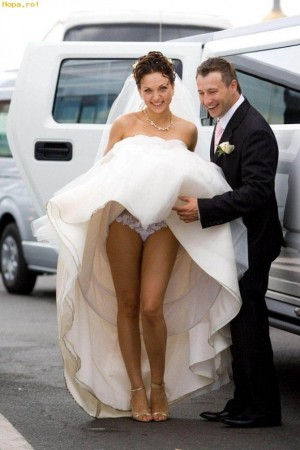 Sexy Wedding Photo