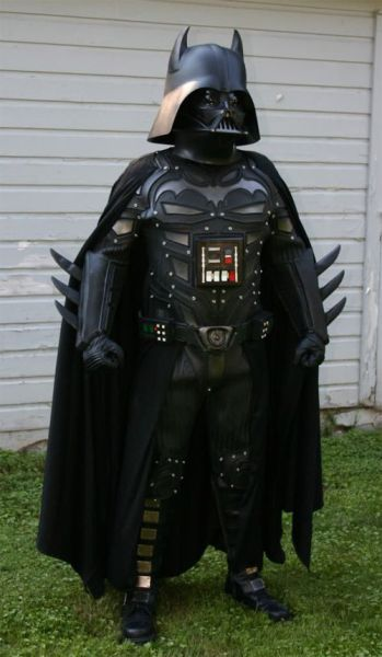 Darth Batman LOL