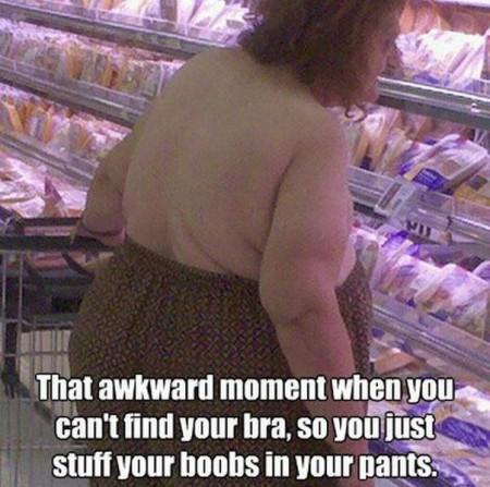 Pants Bra