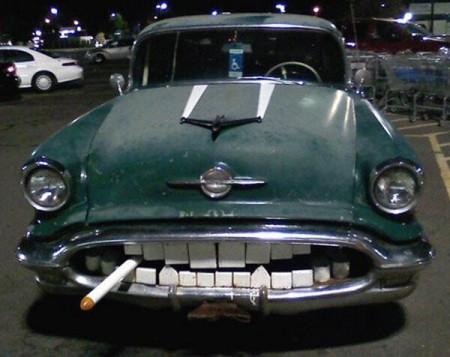 Smoking Car