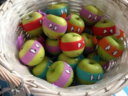 Kick-ass Apples