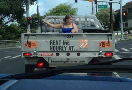 Rent-a-Lady